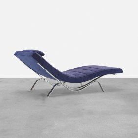 George Nelson & Associates, Chaise Lounge, Model 5490