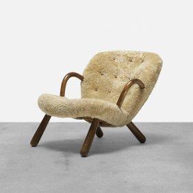 Philip Arctander, Lounge Chair
