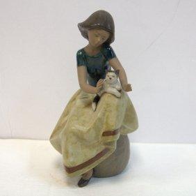 Lladro Porcelain Figure
