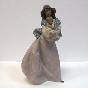 Lladro Porcelain Figure Life's Small Wonders No 2296