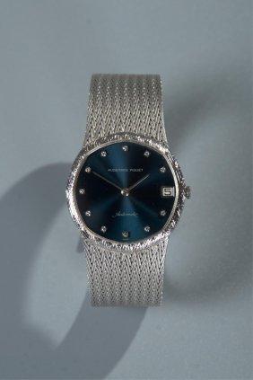18k White Gold Audemars Piguet Watch