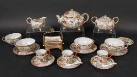 Japanese Porcelain Tea Service