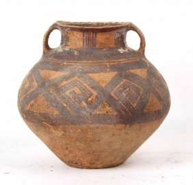 Chinese Pottery Vessel
