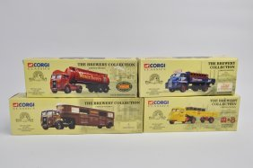 Corgi Classics 1/50 Group Featuring The Brewery