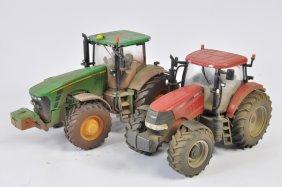 Britains 1/32 Spalding Show Model Concepts. John Deere