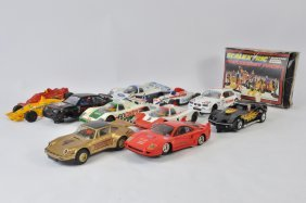 Group Of Untested Scalextric Cars. Generally F To G.