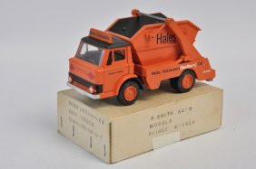 Scarce Smith Models Ford Hales Skip Truck. E.