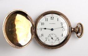 Waltham Hunter Pocket Watch