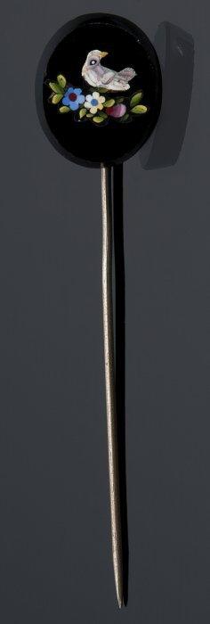 Micromosaic Stick Pin
