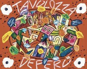 Bruno Donzelli - Depero Palette