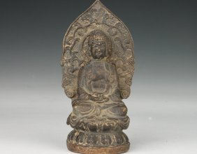Asian Chinese Superb Vintage Collection Old Bronze