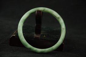 Jade Natural Hand-carved Bracelet