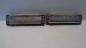 Antique Marine Band Harmmonica