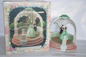 "Enesco Musicbox ""gone With The Wind"""
