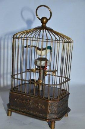 """Musicbox """"birdcage"""""""
