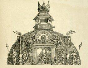 D�rer, Albrecht: Arc Triomphal De L'Empereur Maxi