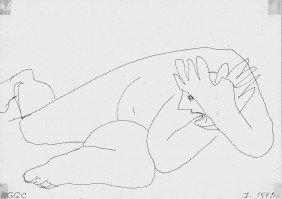Csaki-Copony, Grete: Sp�te Zeichnungen