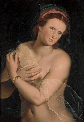 Sellaer, Vincent: Bildnis Einer Unbekannten Dame