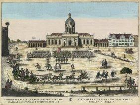 Berlin Dom (Guckkastenblatt): Prospectus Ecclesiae