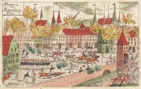 Schlachten Und Belagerungs: Darstellungen