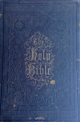 Brown's Self Interpreting Bible-the Holy Bible 1876