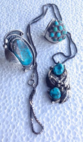 Native American Turquoise Jewelry (3)