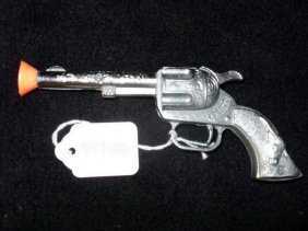 Vintage Toy Pistol ''Smoky''