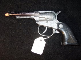 Unknown Vintage Toy Cap Gun.