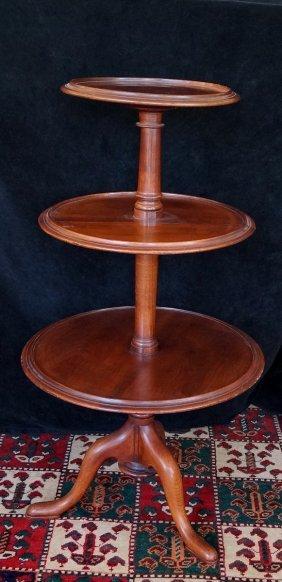 19th C. Queen Anne Style Dumbwaiter