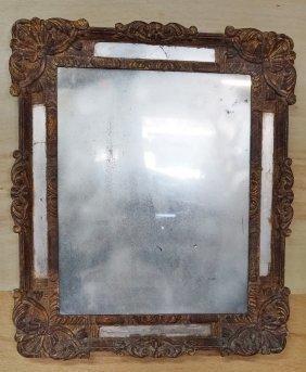 Gilt Frame Mirror Framed Mirror
