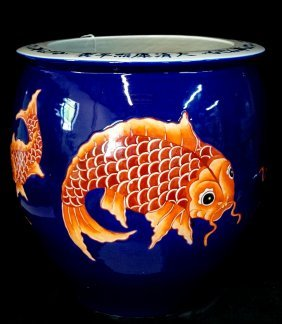 Oriental Fish Bowl