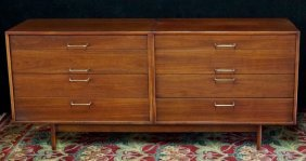 Jens Risom Chests On Stand