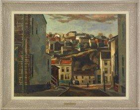 Antonio Pietro Martino (American, 1902-1988), O