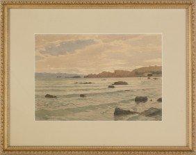Robert Nadler (Hungarian, 1858-1938), Watercolor