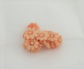 Natural Untreated 50ct Coral Beautiful Pink Salmon
