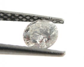0.27ct Loose Natural Untreated Round Cut Diamond G I1