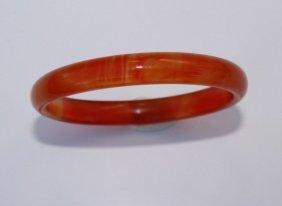 Carved Jadeite Bangle/bracelet