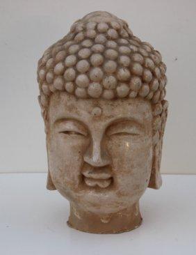 Life Size Ceramic Buddha