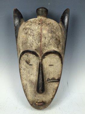 Fang Passport Mask