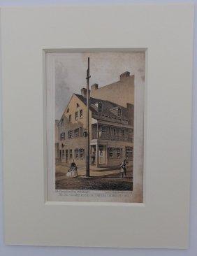 Old Columbia House On Stanton & Columbia Streets,