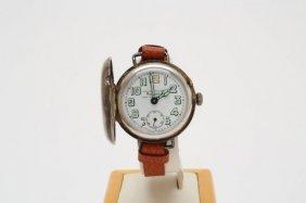 1920s Sterling Silver Knickerbocker Watch