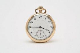 1920s Gold Hamilton Pocket Watch