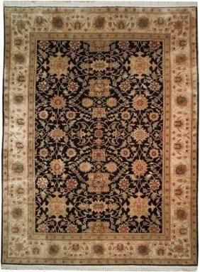 Antique Reproduction Ziglar Carpet