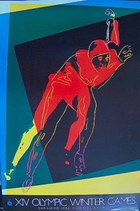 Warhol Sarajevo Winter Olympics