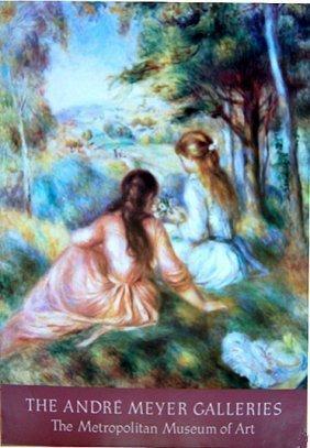 Pierre Auguste Renoir - In The Medow 1980's
