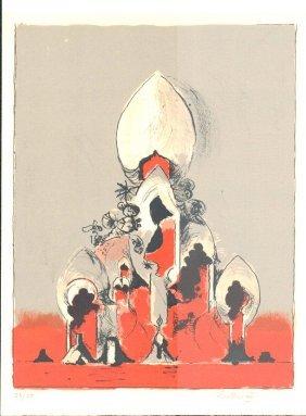 Sutherland Homage To San Lazzro Signed Edtion # 53/75