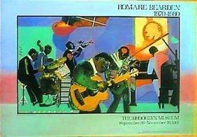 Romare Bearden Jazz At The Savoy - Liquidation Set Of 2