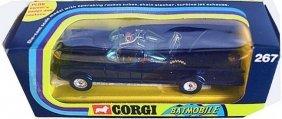 """1973 """"corgi 267 W/ Batman & Robin The 1st Whizzwheel"""