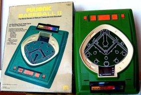 Mego Pulsonic Basball 2 Game Vintage 1979 Rare