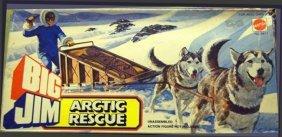Mattel Big Jim Arctic Rescue Complete Rare